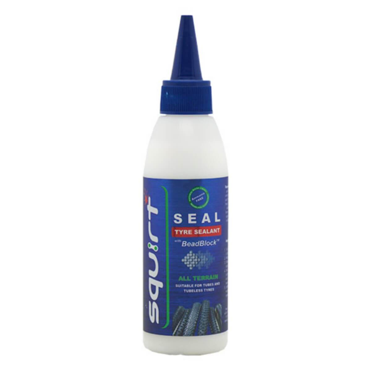 SQUIRT Seal Tyre Sealant With BEADBLOCK® 150ml